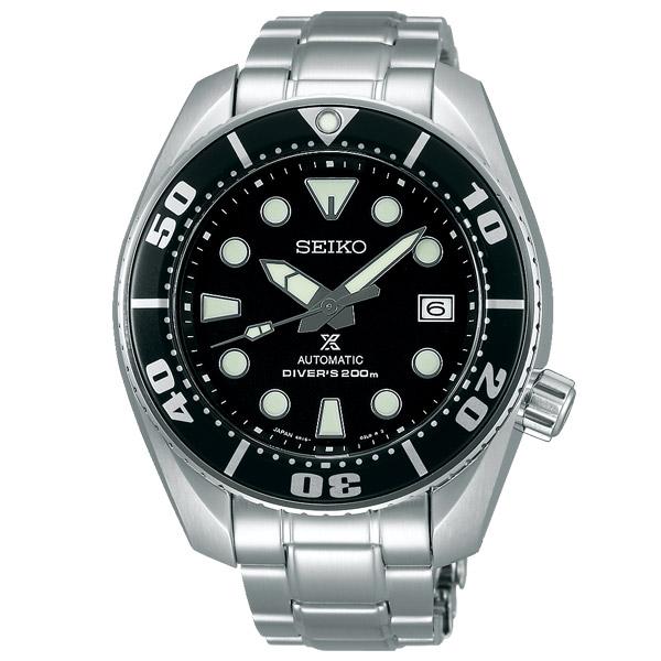セイコー プロスペックス ダイバースキューバ 200m潜水用防水 機械式(自動巻き/手巻き) SBDC031 メンズ