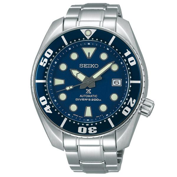 セイコー プロスペックス ダイバースキューバ 200m潜水用防水 機械式(自動巻き/手巻き) SBDC033 メンズ