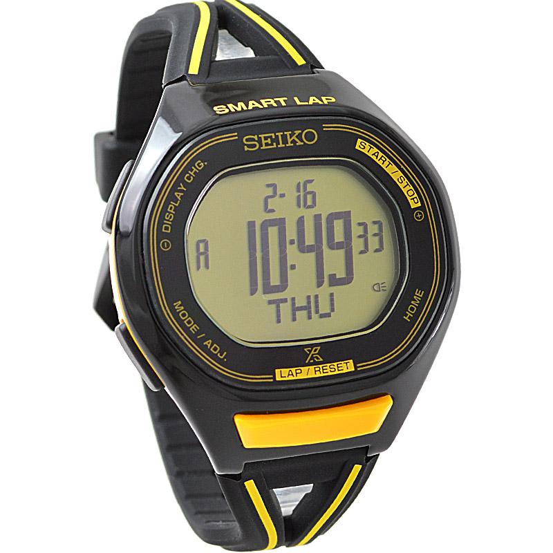 セイコー プロスペックス スーパーランナーズ ランニング 100m防水 SBEH003 ユニセックス