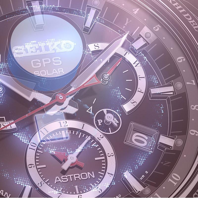 セイコー アストロン 限定1500本 GPS ソーラー電波 100m防水 SBXB083 メンズ