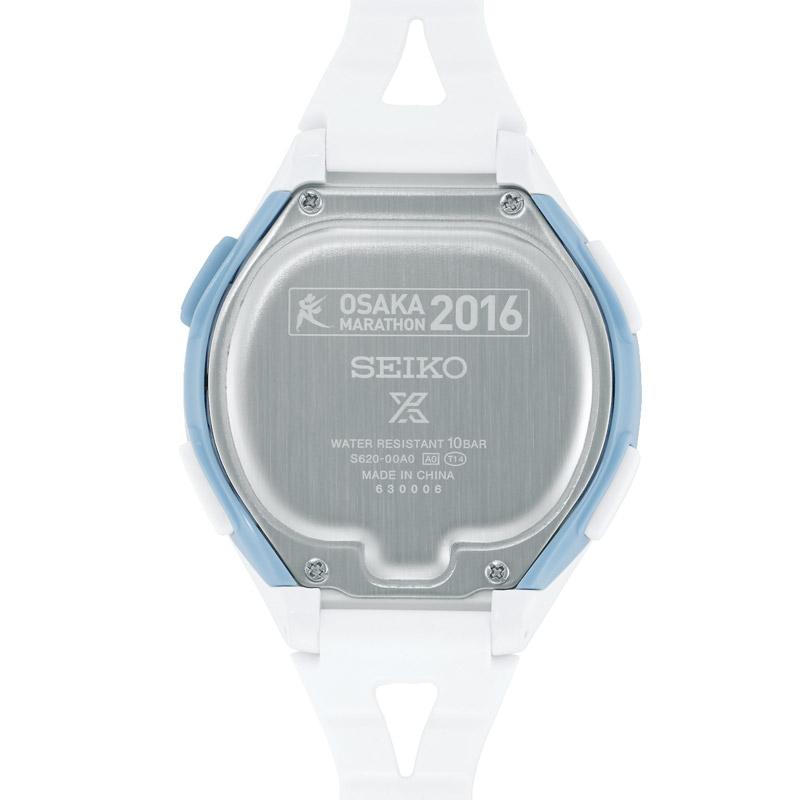 セイコー プロスペックス スーパーランナーズ 大阪マラソン2016記念限定モデル 限定BOX付 100m防水 SBEH011 ユニセックス