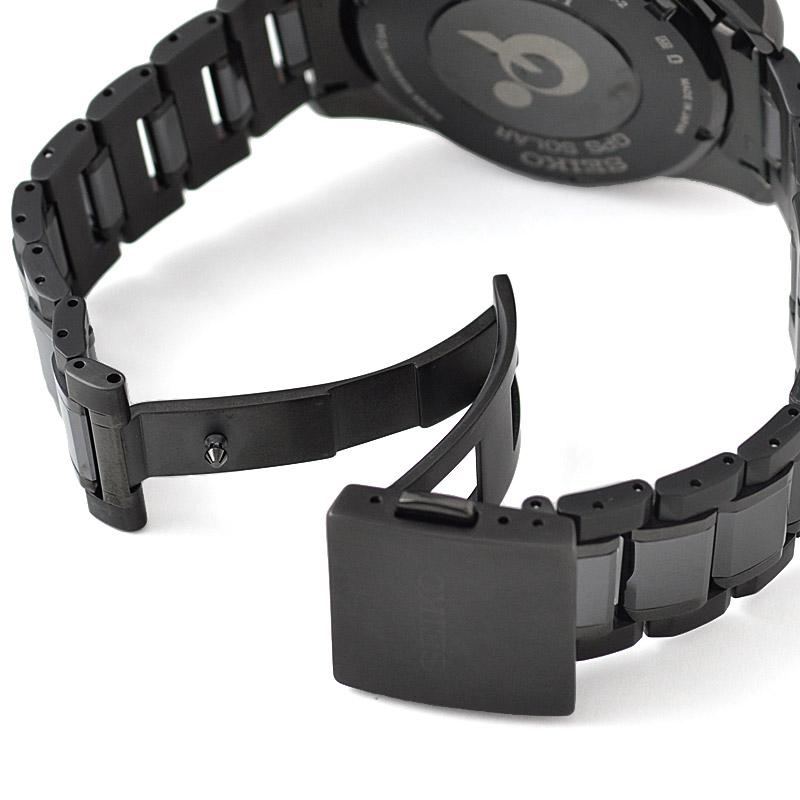 セイコー アストロン 「みちびき」コラボレーションモデル 限定2000本 GPS ソーラー電波 100m防水 SBXB103 メンズ