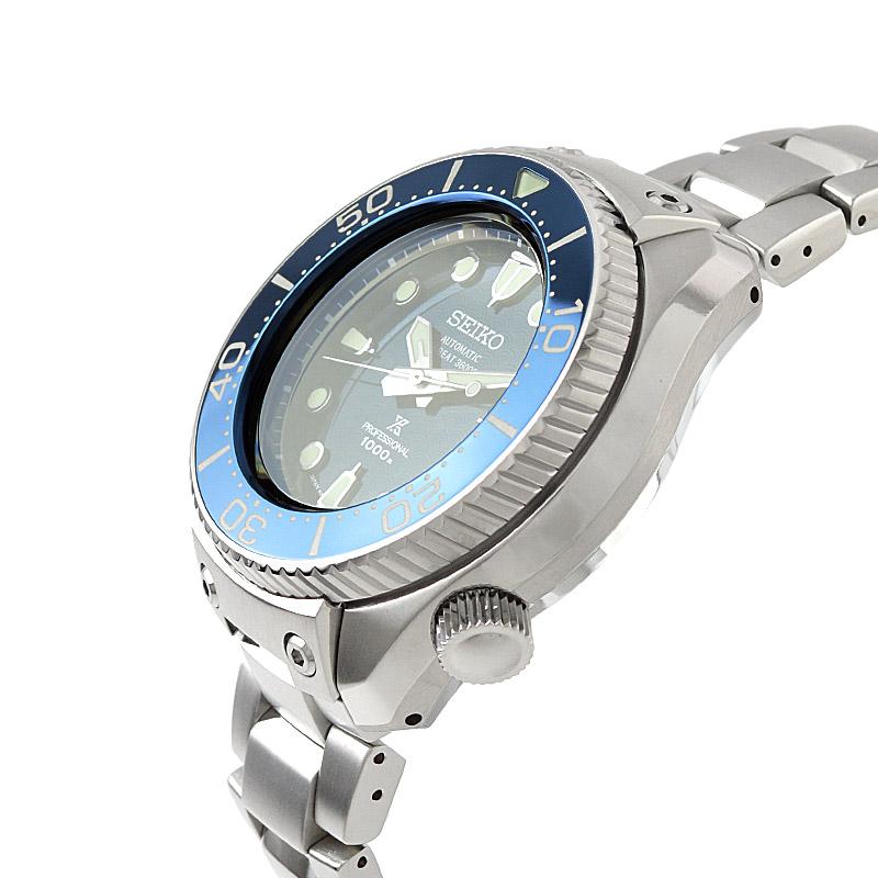 セイコー プロスペックス マリーンマスタープロフェッショナル ダイバーズ 1000m防水 機械式(自動巻き/手巻き) SBEX005 メンズ
