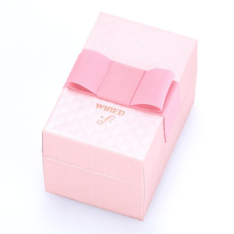 セイコー ワイアードエフ クリスマス限定 限定BOX付 限定1300本 AGEK737 レディース