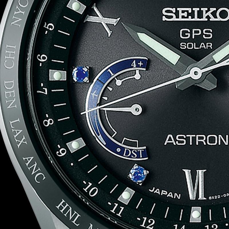 セイコー アストロン セイコー創立135周年記念 限定2500本 GPS ソーラー電波 100m防水 SBXB117 メンズ