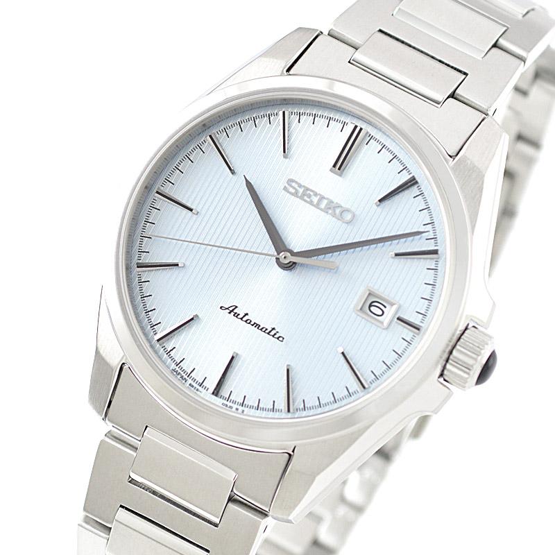 new product 89d3d 7c104 Seiko PRESAGE 10 standard atmosphere waterproofing machine type  (self-winding watch / rolling by hand) SARX043 [regular article] men watch  clock