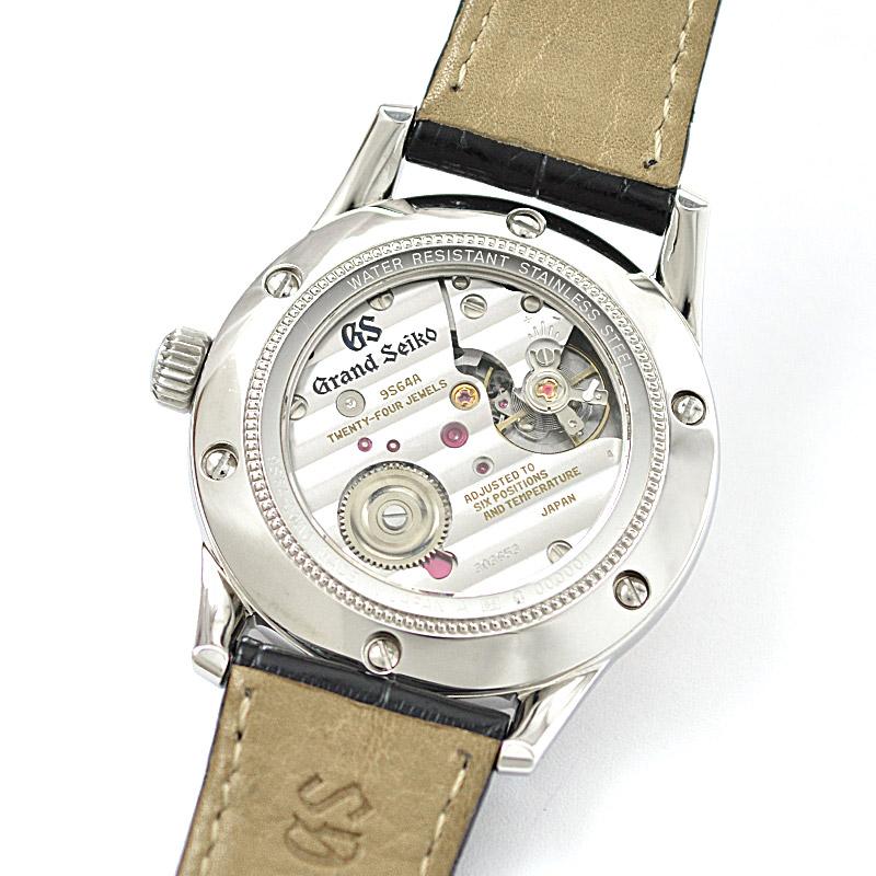 セイコー グランドセイコー 9Sメカニカル 機械式(手巻き) SBGW231 メンズ