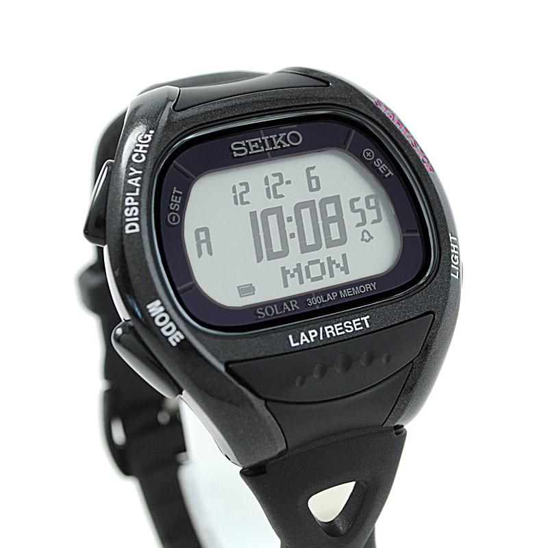 セイコー プロスペックス スーパーランナーズ ランニング ソーラー 100m防水 SBEF001 メンズ