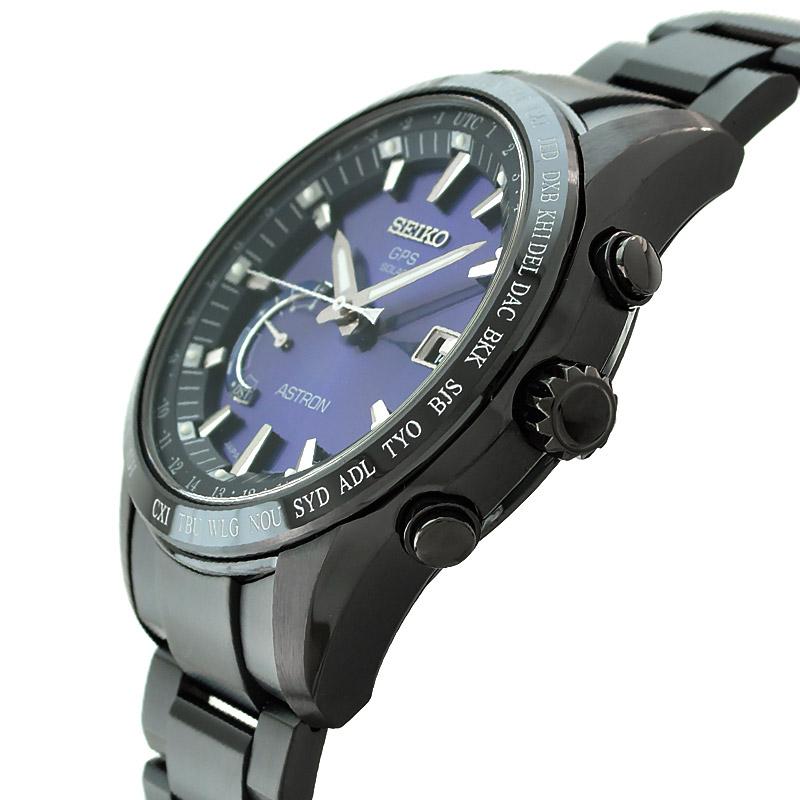 セイコー アストロン GPS ソーラー 100m防水 SBXB111 メンズ