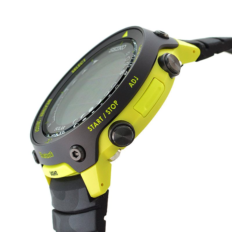 セイコー プロスペックス Land Tracer Downhiller 限定1000本 SBEM005 メンズ