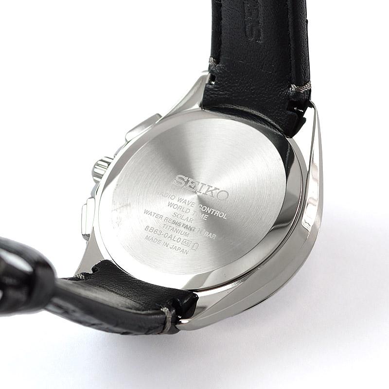 セイコー ブライツ ソーラー電波 電波ソーラー SAGA251 メンズ