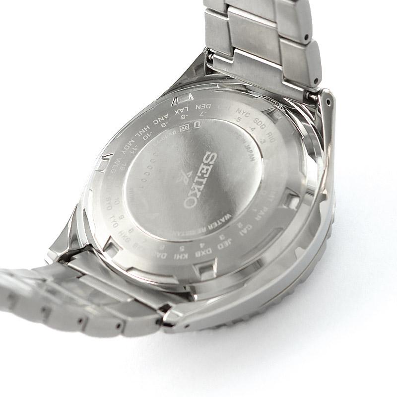 セイコー プロスペックス ランドマスター メカニカル 自動巻き チタン SBEJ001 メンズ