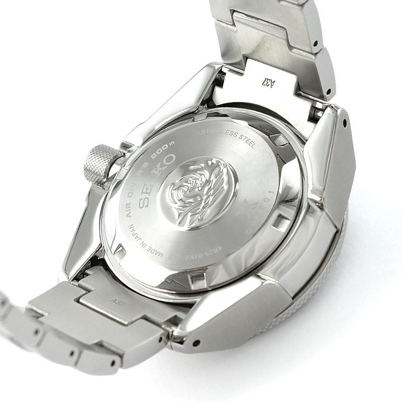 セイコー プロスペックス サムライ メカニカル 自動巻き ステンレス SBDY009 メンズ