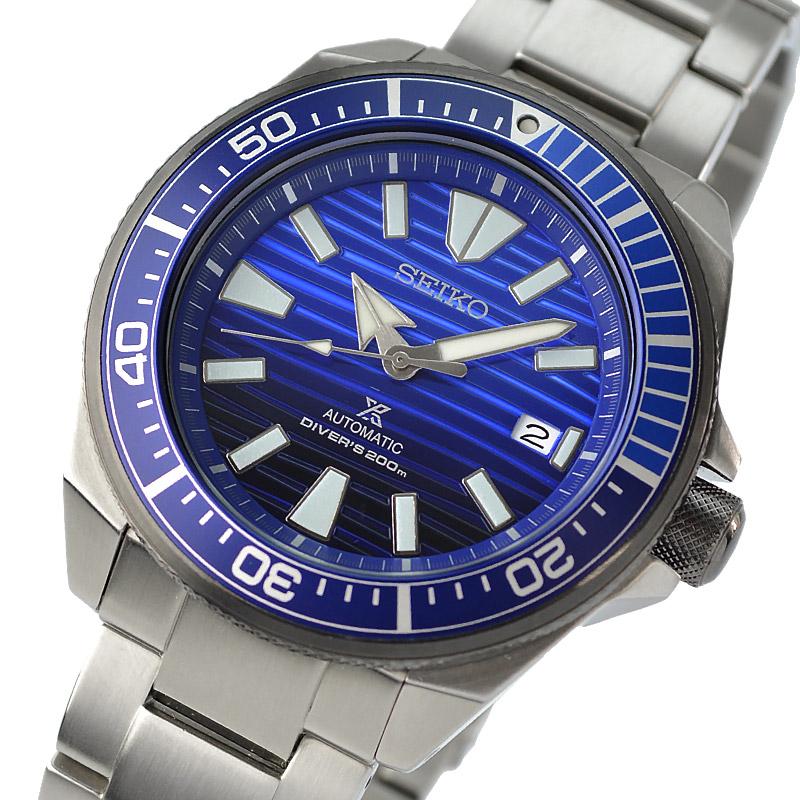 セイコー プロスペックス Save the Ocean Special Edition メカニカル 自動巻き ステンレス SBDY019 メンズ