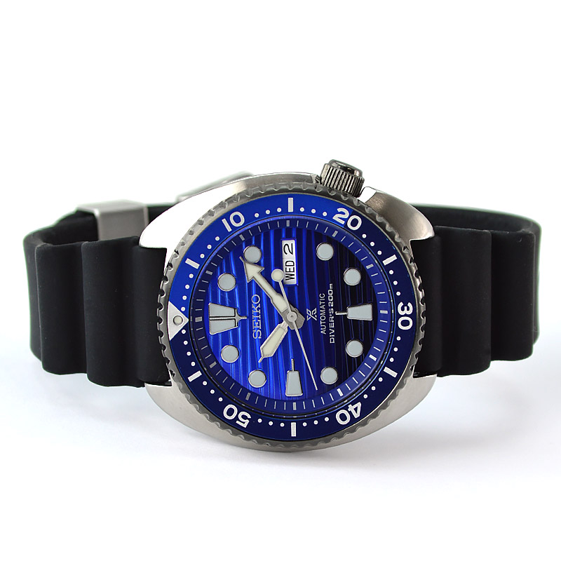 セイコー プロスペックス Save the Ocean Special Edition メカニカル 自動巻き ステンレス SBDY021 メンズ