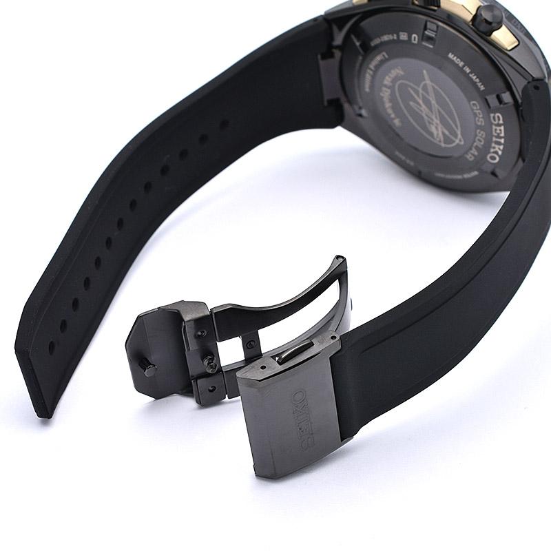 セイコー アストロン GPS ソーラー ノバク・ジョコビッチ2018限定 限定1500本 SBXB174 メンズ