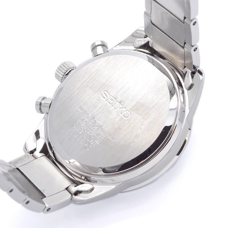 セイコー セイコーセレクション クロノグラフ ソーラー 100m防水 SBPY115 メンズ
