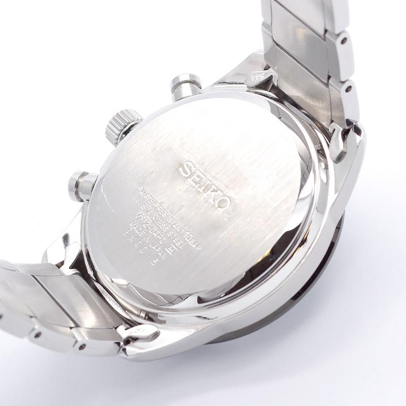 セイコー セイコーセレクション クロノグラフ ソーラー 100m防水 SBPY119 メンズ
