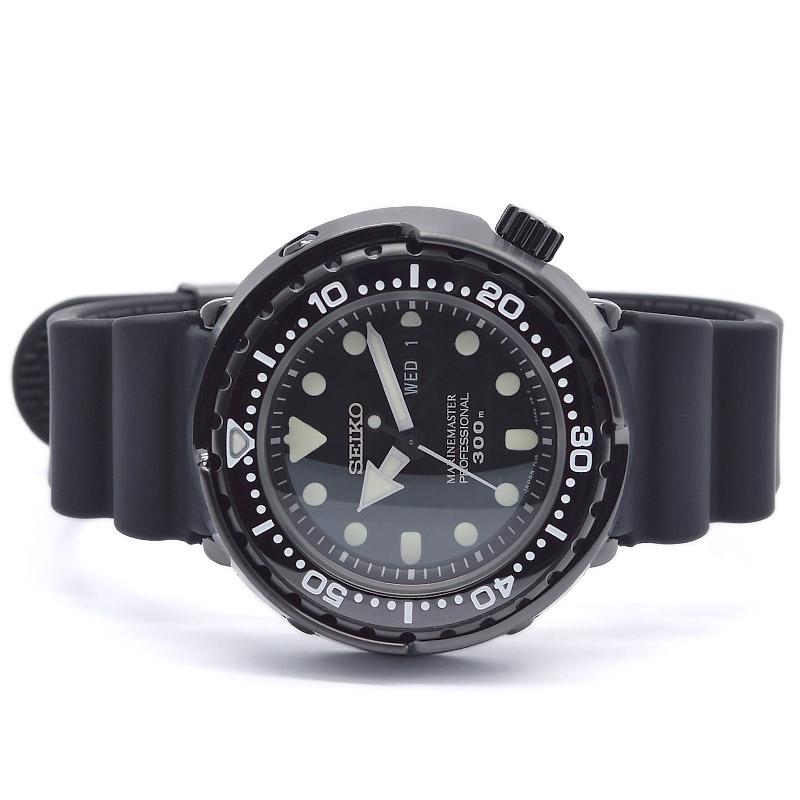 セイコー プロスペックス マリーンマスタープロフェッショナル ダイバーズ 300m飽和潜水用防水 SBBN035 メンズ