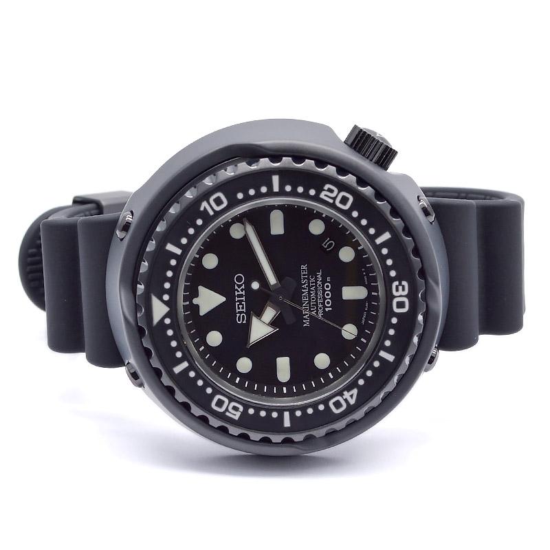 セイコー プロスペックス マリーンマスタープロフェッショナル ダイバーズ 1000m飽和潜水用防水 SBDX013 メンズ
