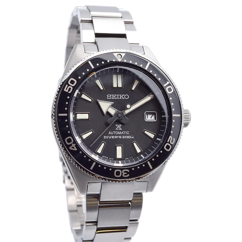 セイコー プロスペックス Historical Collection The First Divers Limited Edition SBDC051 メンズ