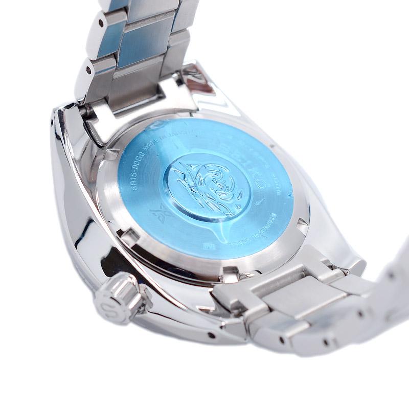 セイコー プロスペックス ダイバー ネット限定 SEIKO PROSPEX ダイバースキューバ メカニカル 自動巻き SBDC069 腕時計 メンズ ブルー スモウ SBDC069 メンズ