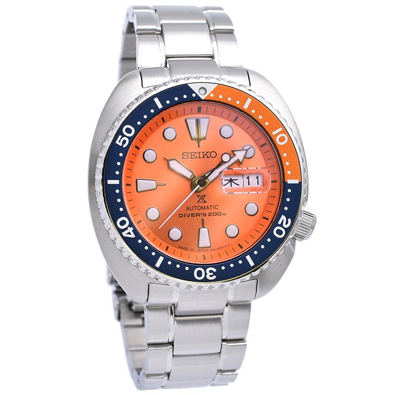 セイコー プロスペックス ダイバー ネット限定 SEIKO PROSPEX ダイバースキューバ メカニカル 自動巻き SBDY023 腕時計 メンズ ネイビー タートル SBDY023 メンズ