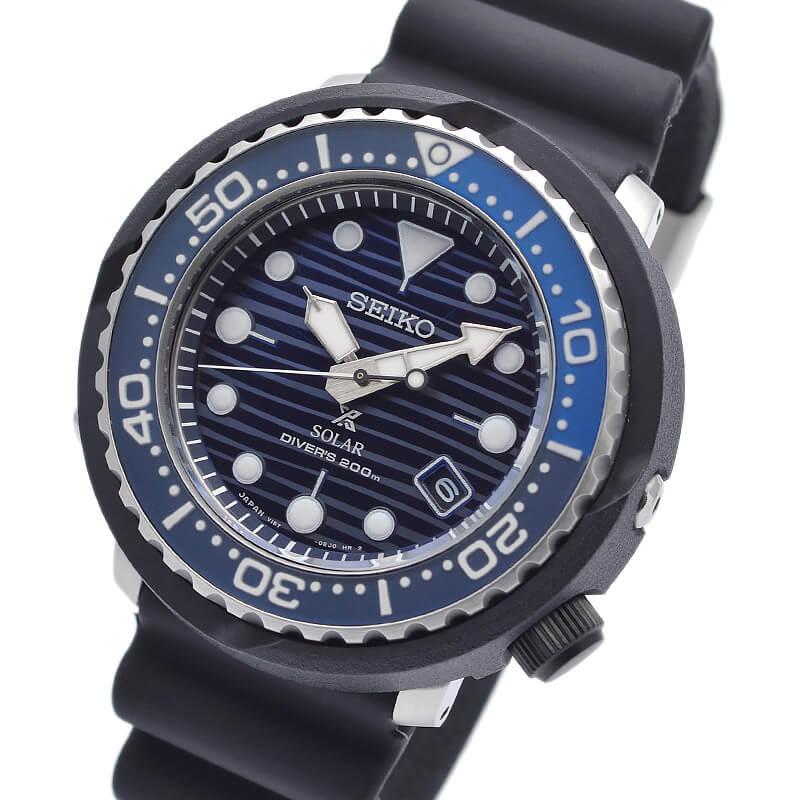 セイコー プロスペックス ソーラー 200m潜水用防水 Save the Ocean Special Edition SBDJ045 メンズ