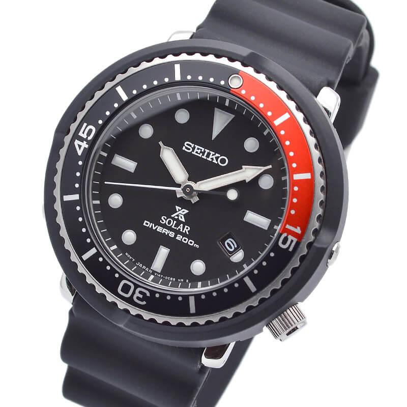 セイコー プロスペックス ソーラー 200m潜水用防水 STBR009 メンズ