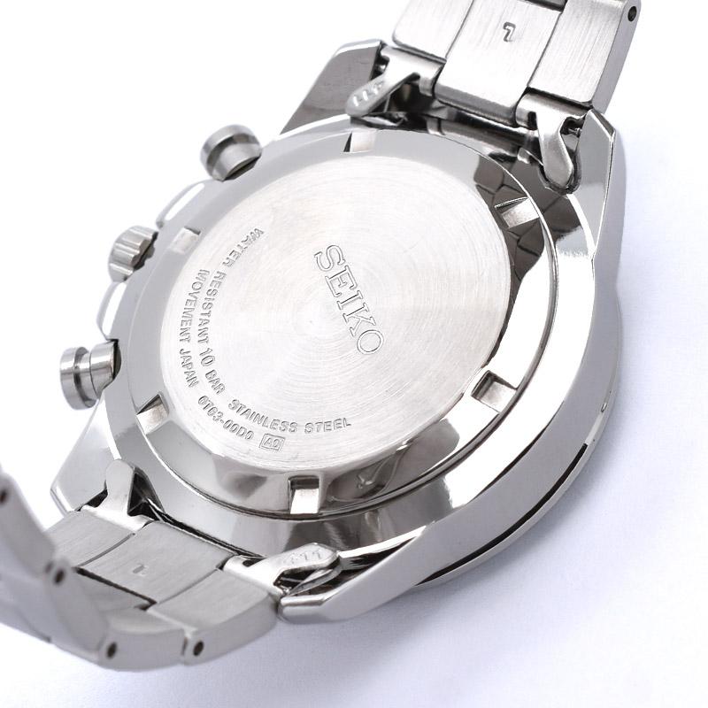 セイコー 逆輸入モデル SSB025P1(SSB025PC) メンズ