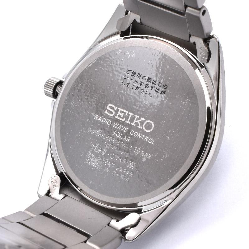 セイコー セイコーセレクション SBTM217 メンズ