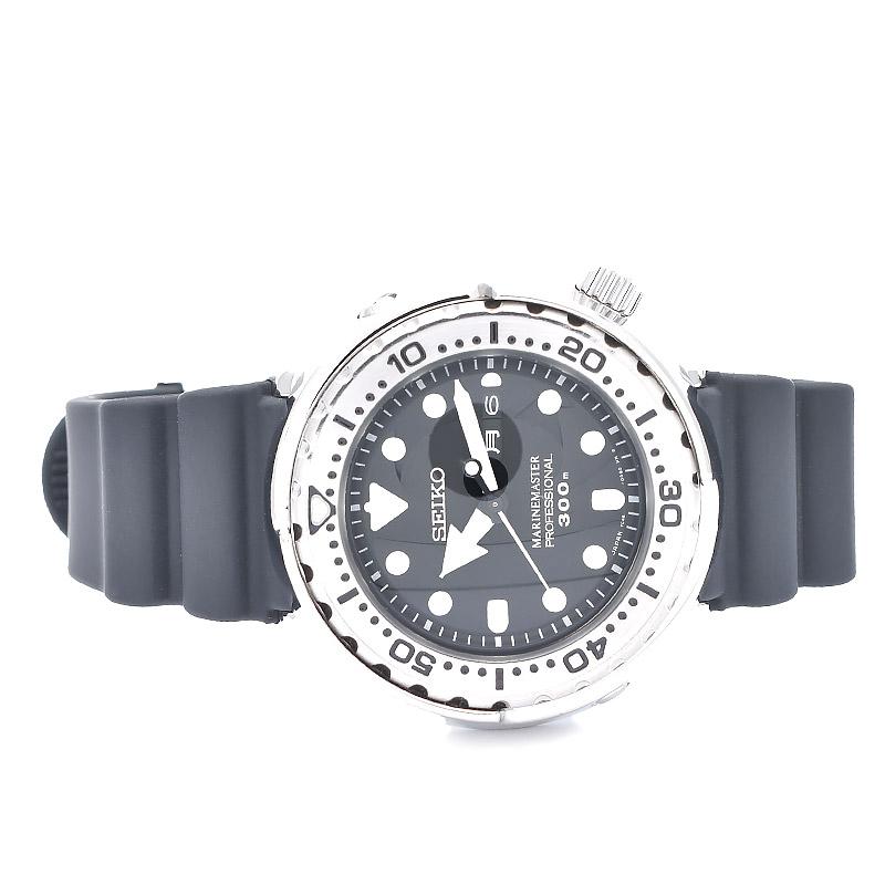 セイコー プロスペックス マリーンマスタープロフェッショナル ダイバーズ 300m飽和潜水用防水 SBBN033 メンズ