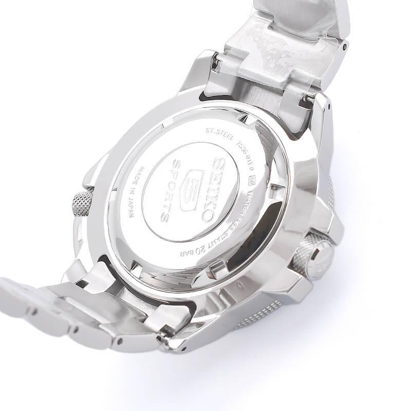 セイコー 逆輸入モデル セイコー5(ファイブ)スポーツ 20気圧防水 機械式(自動巻き) SKZ209J1(SKZ209JC) メンズ