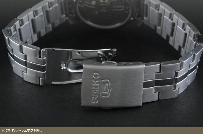 セイコー5 逆輸入モデル 機械式(自動巻き) SNKL93K1 メンズ