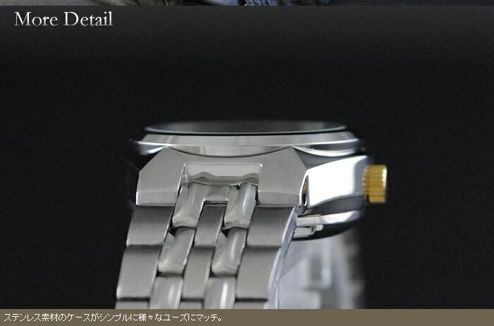 セイコー5 逆輸入モデル 機械式(自動巻き) SYMK41J1 レディース