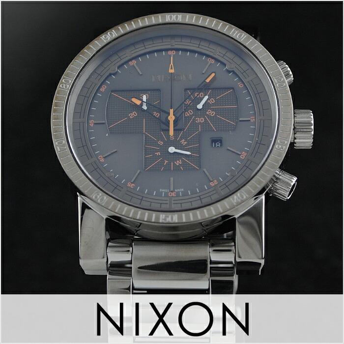 ニクソン マグナコン SS A1541235 メンズ