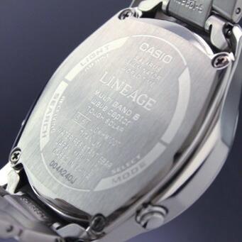 カシオ リニエージ ソーラー電波 LCW-M100TD-7AJF メンズ