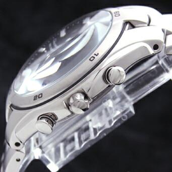 シチズン エコドライブ クロノグラフ VO10-5992F メンズ