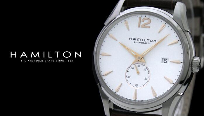 ハミルトン ジャズマスター スリムプチセコンド H38655515 メンズ