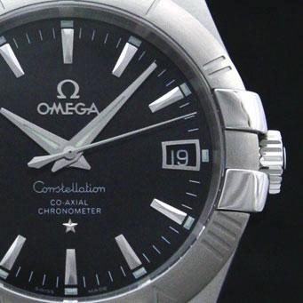 オメガ コンステレーション クロノメーター 123.10.35.20.01.001 メンズ