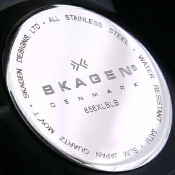 スカーゲン  856XLBLB メンズ