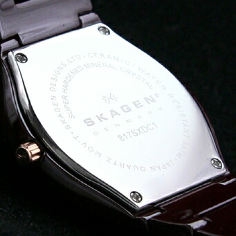 スカーゲン  817SXDC1 メンズ