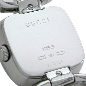 グッチ Gコレクション YA125503 レディース
