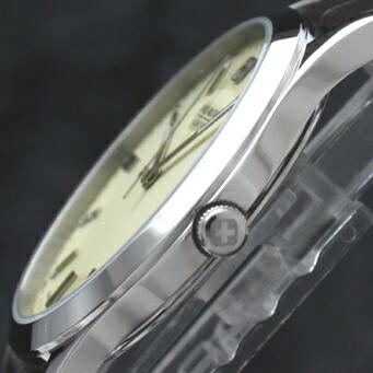 スイスミリタリー エレガント プレミアム スイス製クオーツ ML-306 メンズ