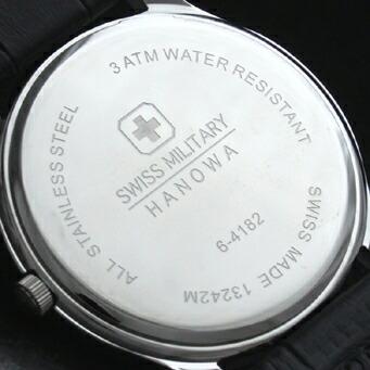 スイスミリタリー エレガント プレミアム スイス製クオーツ ML-307 メンズ