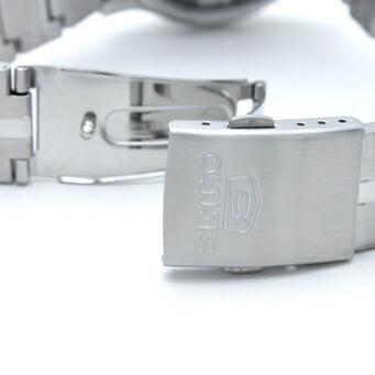 セイコー5 逆輸入モデル 機械式(自動巻き) SNK799K1 メンズ