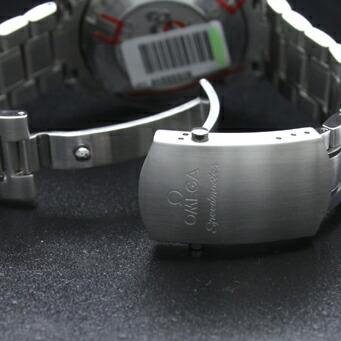オメガ スピードマスター デイト 323.10.40.40.02.001 メンズ