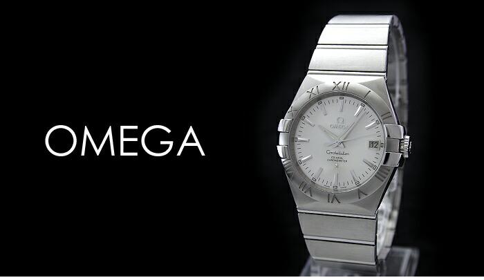 オメガ コンステレーション コーアクシャル 123.10.35.20.02.001 メンズ