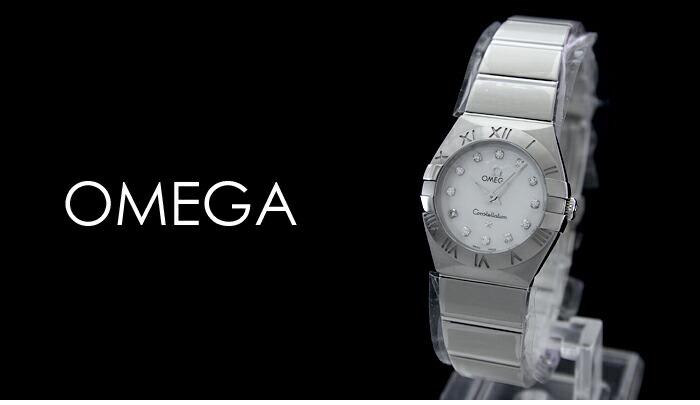 オメガ コンステレーション  123.10.24.60.55.001 レディース