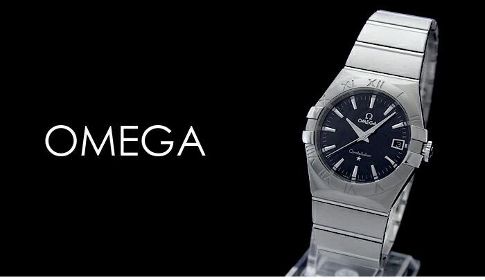 オメガ コンステレーション  123.10.35.60.01.001 メンズ